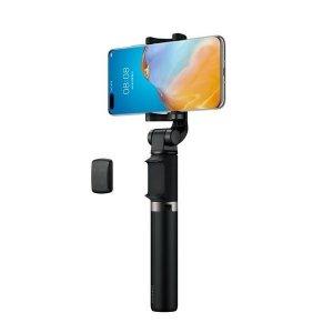 Selfie Stick Huawei AF15 Pro Bluetooth Statyw czarny/black