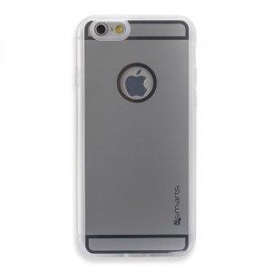 Etui 4smarts indukcyjne iPhone 6S Plus szare  6S Plus/6 Plus