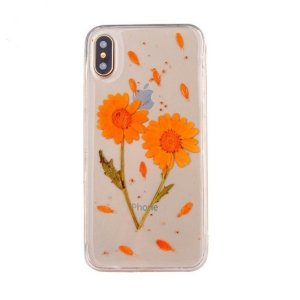 Etui Flower Huawei P8 lite 2017 wzór 1 P9 lite 2017