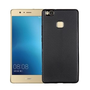 Etui Carbon Fiber Huawei P9 lite czarny /black
