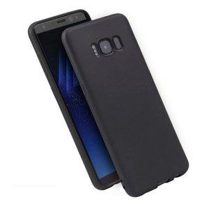 Etui Candy Samsung A730 A8 Plus 2018 czarny/black