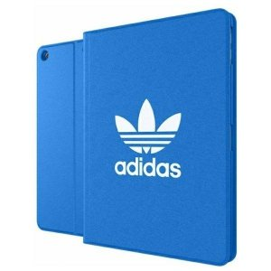 Adidas OR Tablet Stand Case iPad 9.7 2018 niebiesko biały/blue white 34372