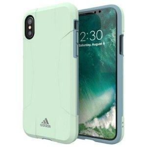 Adidas SP Solo Case iPhone X/Xs zielony/aero green 30325