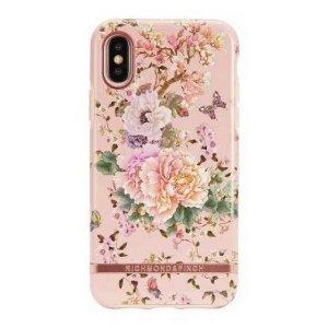 Richmond&Finch Peonies&Butterflies iPhone X/Xs różowy/pink 32702
