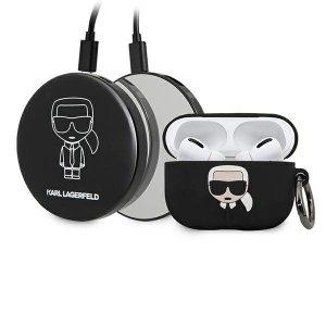Karl Lagerfeld KLBPPBOAPK AirPods Pro case + Power Bank Ikonik