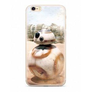 Etui Star Wars™ BB-8 001 Huawei P20 Lite biały/white SWPC8BB010