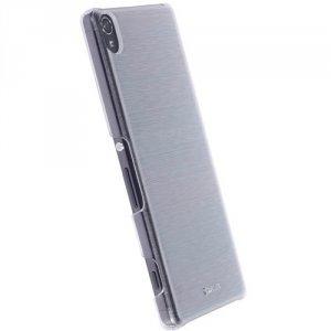 Krusell Sony Xperia XA BodenCover biały/white 60612