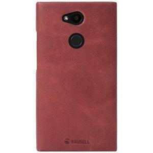 Krusell Sony Xperia L2 Sunne Cover czerwony/red 61246