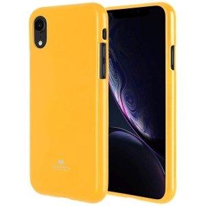 Mercury Jelly Case HTC One M9 żółty