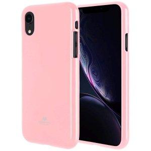 Mercury Jelly Case LG G4 jasno różowy