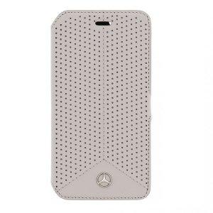 Etui Mercedes MEFLBKP6PEGR iPhone 6/6S book szary