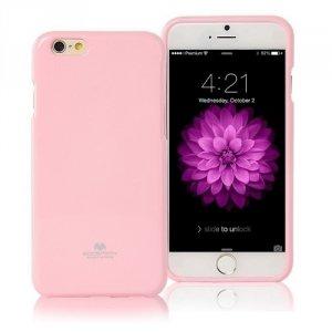 Mercury Jelly Case Sony E5 janso różowy /pink