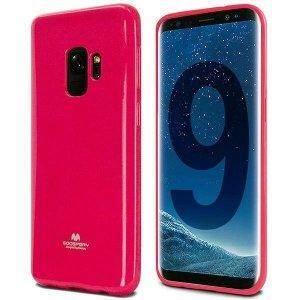 Mercury Jelly Case Huawei P10. lite różo wy /hotpink