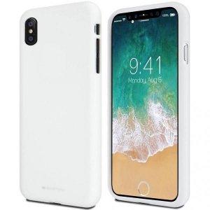 Mercury Soft Huawei Mate 10 biały /white