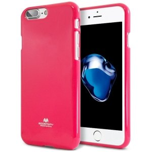 Mercury Jelly Case Huawei Mate 10 Lite różowy/hotpink Nova 2I