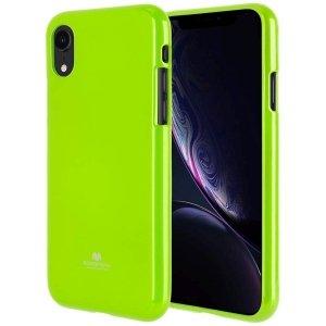 Mercury Jelly Case Sony XA2 Ultra limonk owy/lime