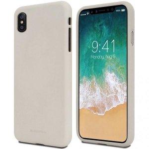 Mercury Soft Huawei P Smart beżowy /beige stone