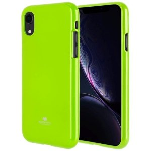 Mercury Jelly Case Huawei Honor 9 lite limonkowy/lime