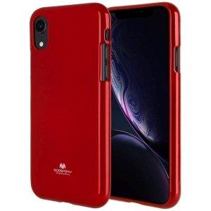 Mercury Jelly Case G965 S9 Plus czerwony /red
