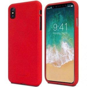 Mercury Soft Samsung A72 5G A726 czerwony/red