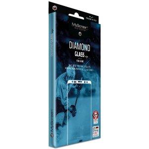 MS Diamond Edge FG Xiaomi Redmi Note 10 5G/Poco M3 Pro 5G czarny/black Full Glue