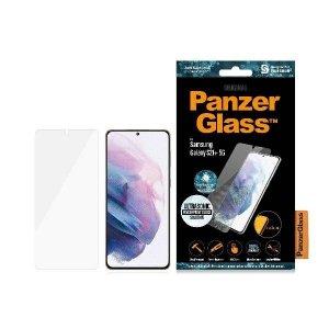 PanzerGlass E2E Microfracture Sam S21+ G996 Case Friendly Finger Print AntiBacterial czarny/black