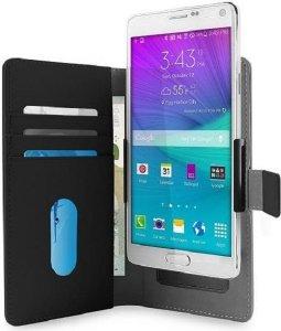 PURO Smart Wallet XXL etui uniwersalne czarne/black 6 z uchwytem foto oraz kieszeniami na karty i pieniądze UNIWALLET3BLKX