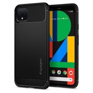 Spigen Rugged Armor Google Pixel 4 czarny/black F26CS27575