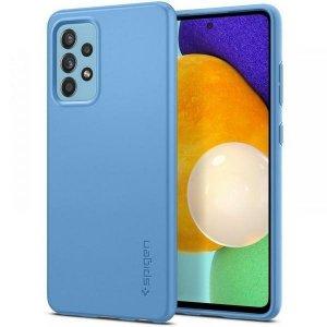 Spigen Thin Fit Samsung A526 A52 5G/ A52 LTE/A52s niebieski/blue ACS03037