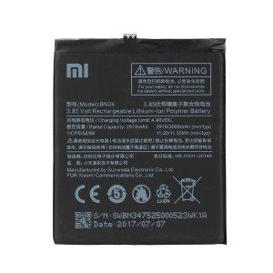 Xiaomi bateria BN34 Redmi 5A bulk 3000mAh M5A