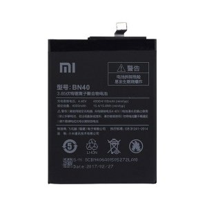 Xiaomi bateria BN40 Redmi Pro 4 bulk 4000 mAh
