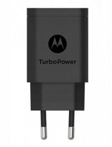 Oryginalna ładowarka sieciowa Motorola TurboPower SC-52 QC 3.0 18W (czarna)