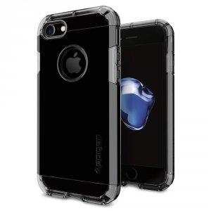 Spigen Tough Armor Iphone 7 Case - Jet Black (glossy)