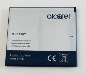 ORYGINALNA NOWA BATERIA ALCATEL TLp025H7/TLP025H1 3.85V 2500mAh POP 4 5051 5051X