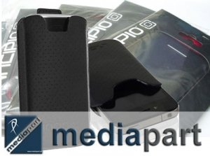 INCIPIO ORION ETUI WSUWKA do iPhone 3G, 3GS, 4, 4S - IPH-325