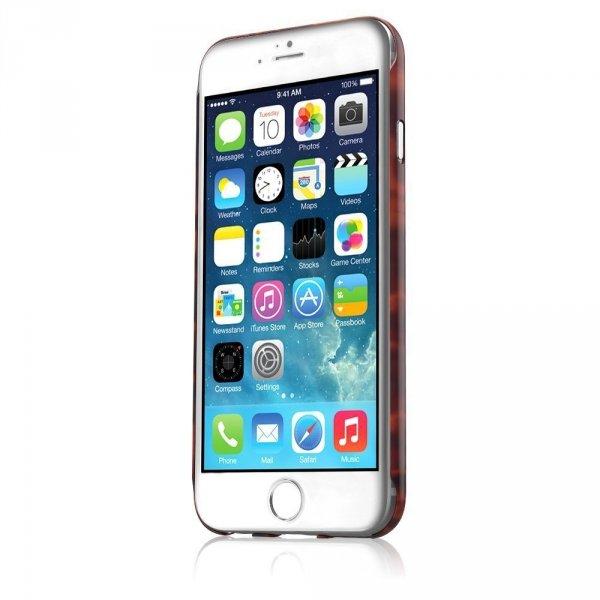 ITSKINS ETUI BACK CASE TORTOISE DIVINE IPHONE 6 4.7″