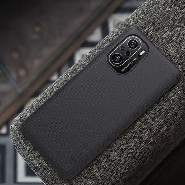 NILLKIN FROSTED SHIELD XIAOMI POCO F3/MI 11i BLACK