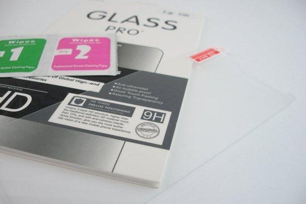 SZKŁO HARTOWANE - SZYBKA 9H 0,3mm LG G6
