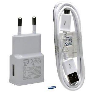 Samsung ładowarka sieciowa EP TA50 1.55A + kabel EP DU4AWE micro USB do Samsung Galaxy J5 J7 2016 , J5 J7 2017, A6 2018, A6+ 2018