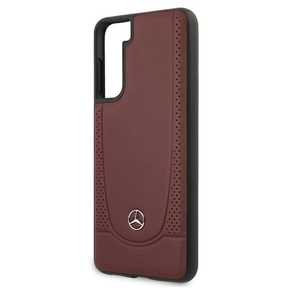 Etui Mercedes MEHCS21MARMRE S21+ G996 czerwony/red hardcase Urban Line