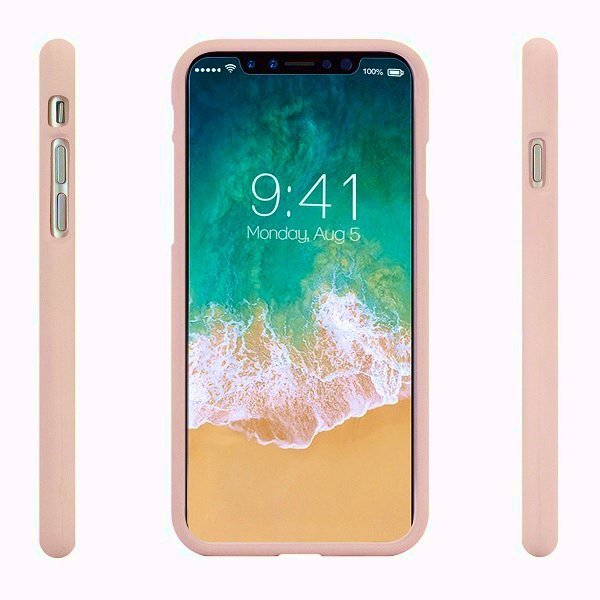 Mercury Soft Samsung A32 LTE/4G A325 różowo-piaskowy/pink sand