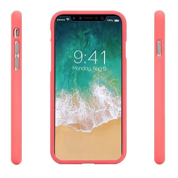 Mercury Soft Samsung A32 LTE/4G A325 różowy/pink