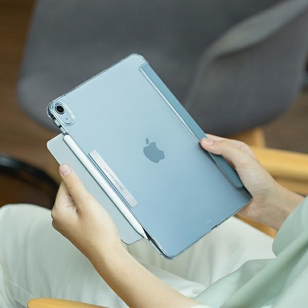 """UNIQ etui Camden iPad Pro 11"""" (2021) różowy/peony pink Antimicrobial"""