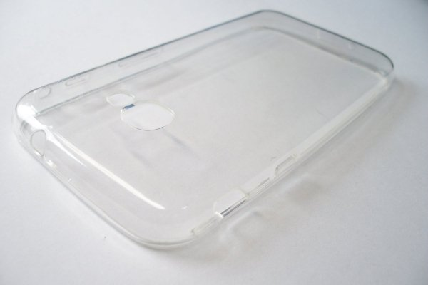 Futerał Back Case Ultra Slim - SAMSUNG GALAXY XCOVER 4 SM-G390F (transparentny)