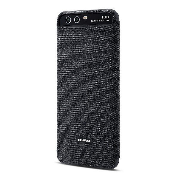 Oryginalne etui Smart View Cover do Huawei P10 (ciemnoszary)