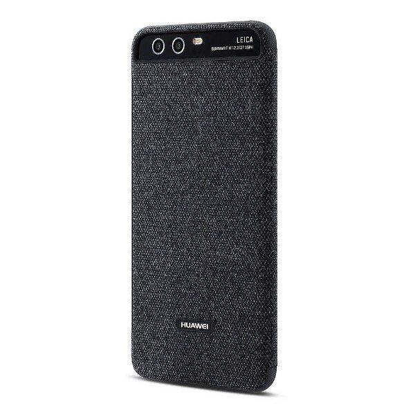 Oryginalne etui Smart View Cover do Huawei P10 (ciemnoszary)