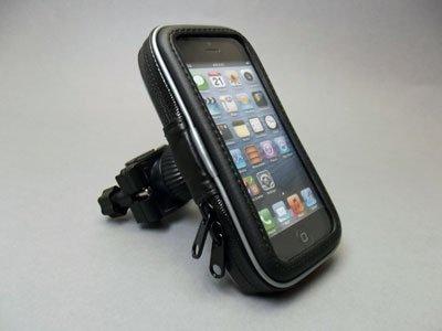 WODOODPORNY MOCNY UCHWYT ROWEROWY - iPhone 5 5S SE 5C