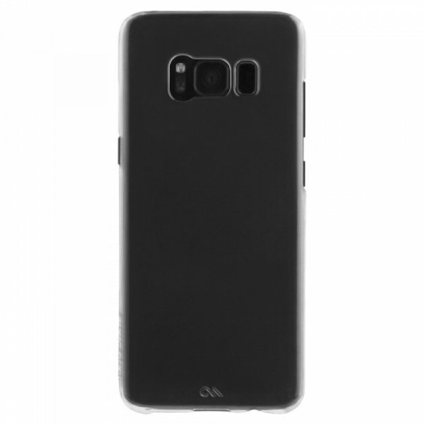 CASE-MATE BARELY THERE ETUI DO SAMSUNG GALAXY S8+ (clear)