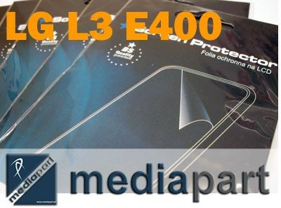 BLUESTAR FOLIA OCHRONNA LG L3 E400