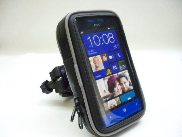 Uniwersalny uchwyt rowerowy i9070, i8190, LG L5, Xperia ARC, Xperia Arc S, Xperia J, Xperia P, HTC 8S, HTC 8X